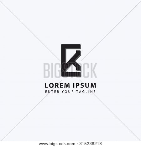 Letter Kb Bk Logo Vector Photo Free Trial Bigstock