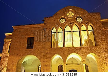Church In Beirut
