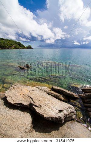 Nkhata Bucht Szene
