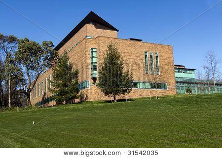 William H Gates hall