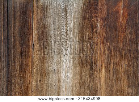 Picture Of A Full Frame Rundown Wooden Background