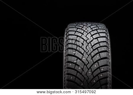 New Winter Studded Tire, Safety And Premium Quality. Novelty