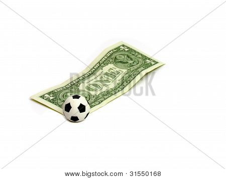 Football generates wealth in dollars around the world.