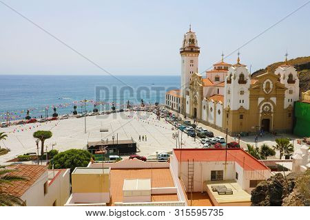 Basilica Of Candelaria, Santa Cruz De Tenerife, Canary Islands, Spain