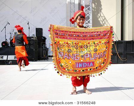 Cute Indian Child