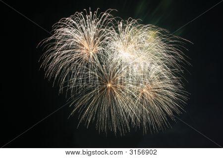 Koosh Ball Fireworks