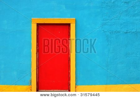 The Red Door #2