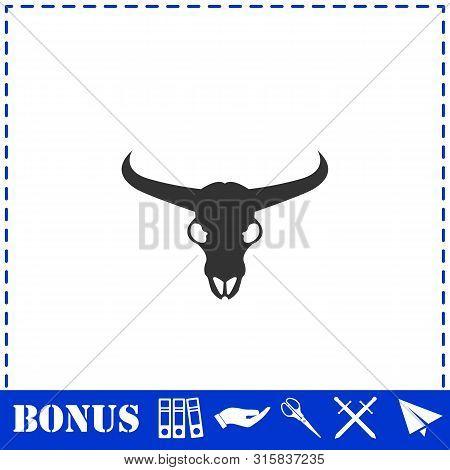 Best simple Bull head vector logo set Clipart   k57818595   Fotosearch