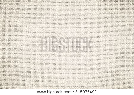 Cream Abstract Sackcloth Towel Mock Up Template Fabric On With Background. Wallpaper Of Artistic Wal