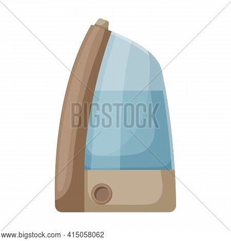 Humidifier Vector Icon.cartoon Vector Icon Isolated On White Background Humidifier.