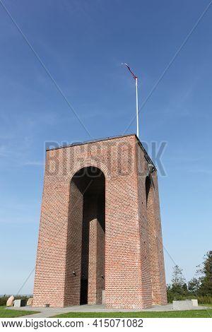 Ejer Bavnehoj Tower, The Highest Point In Denmark