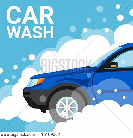 Car Wash Service And Maintenance For Vehicles