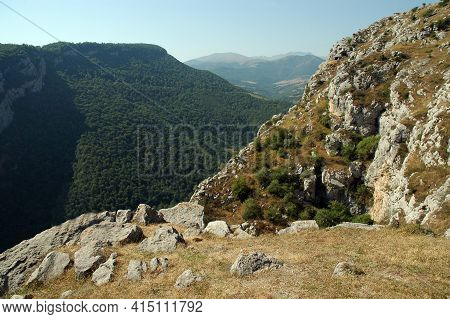 Mountains In Nagorno Karabakh, Artsakh, Between Armenia And Azerbaijan
