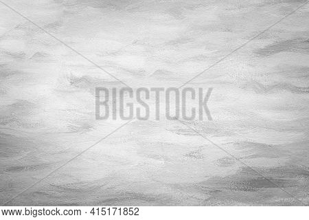 A Monochrome Adjustment Concept Of A Watercolour Background That Blends In Light Black And White. Ap
