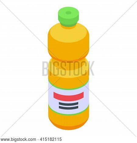 Gmo Drink Icon. Isometric Of Gmo Drink Vector Icon For Web Design Isolated On White Background