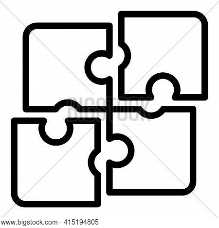 Crew Work Icon. Outline Crew Work Vector Icon For Web Design Isolated On White Background
