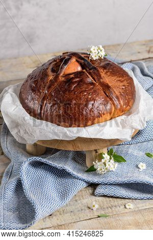 Portuguese Traditional Easter Cake