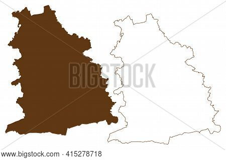 Miesbach District (federal Republic Of Germany, Rural District Upper Bavaria, Free State Of Bavaria)