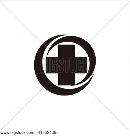 Medical Icon. Isolated Icon On Transparent Background. Simple Medical Symbol Icon, Modern Medical Sy