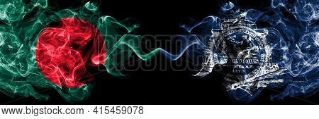 Bangladesh, Bangladeshi Vs United States Of America, America, Us, Usa, American, Charleston, South C