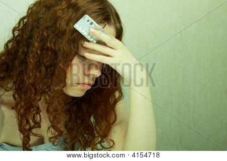 Contraceptive Girl