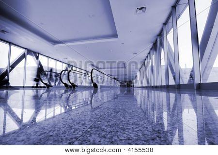 moderne Business-Interieur