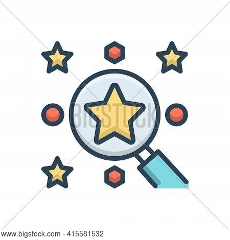 Color Illustration Icon For Best-choice Best Choice Review