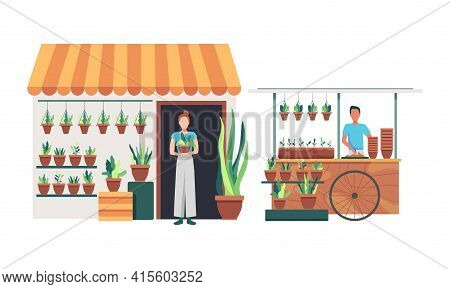 Flower And Plant Shop