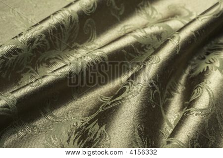 Elegant Silk Material Background