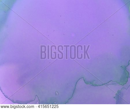 Ethereal Art Pattern. Liquid Ink Wash Wallpaper. Mauve Abstract Stains Canvas. Contemporary Flow Eff