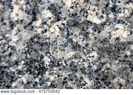 Textured Granite Slab Background Igneous Plutonic Rock Abstract Bright Natural Granite Stone