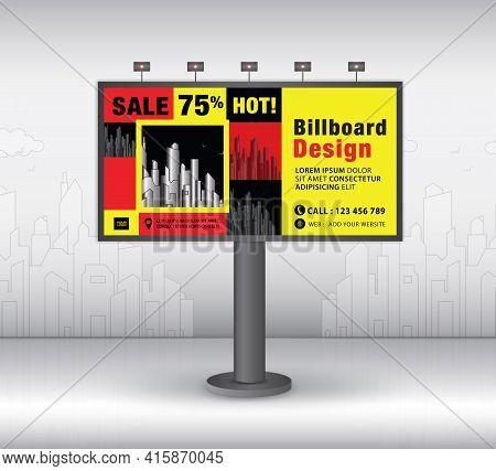 Billboard Template Design2021-no16