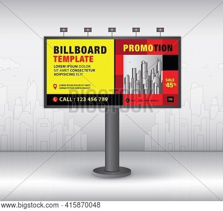 Billboard Template Design2021-no17