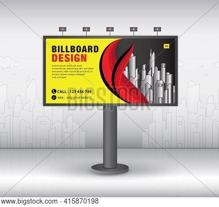 Billboard Template Design2021-no20