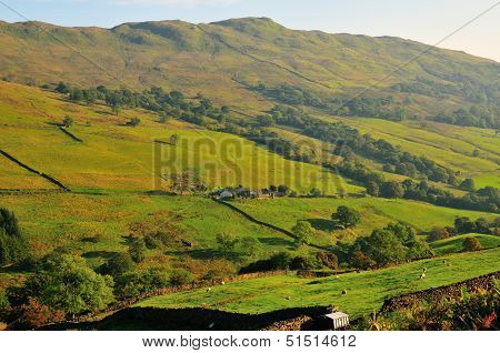 Secluded Cumbrian Farm From 'the Struggle'.