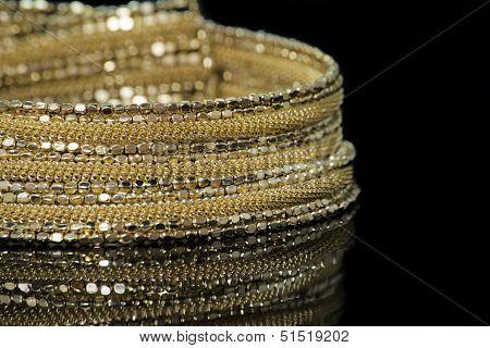 Stylish Womens Gold Necklace