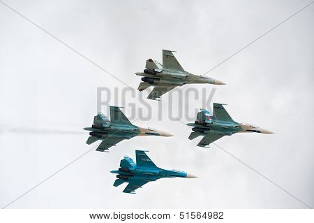 Military air fighters