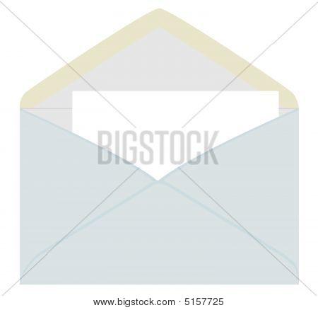 Letter From The Gray Envelope