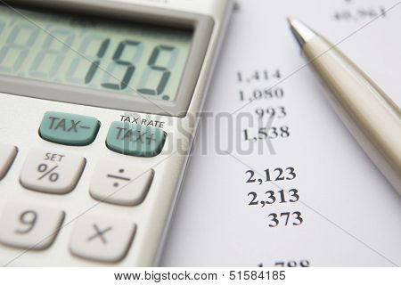Calculating Tax Liability