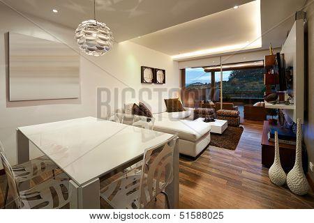 Interior Design-Serie: moderne Wohnzimmer