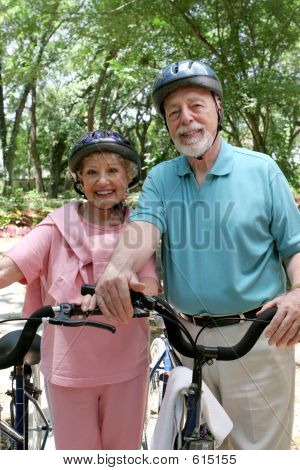 Senior Cycling Safety