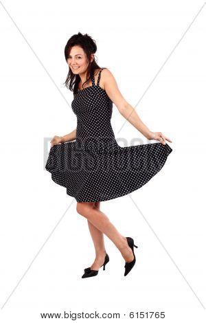 Beautiful Woman Posing