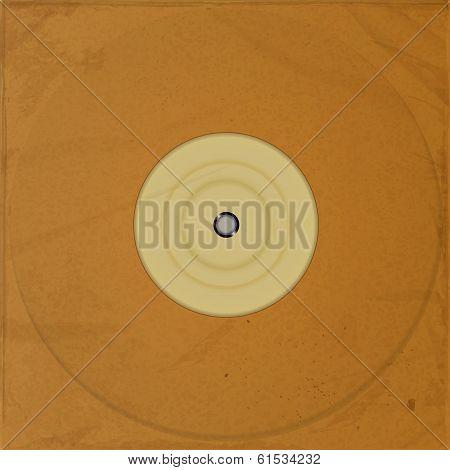 Retro Vinyl Grunge  Background