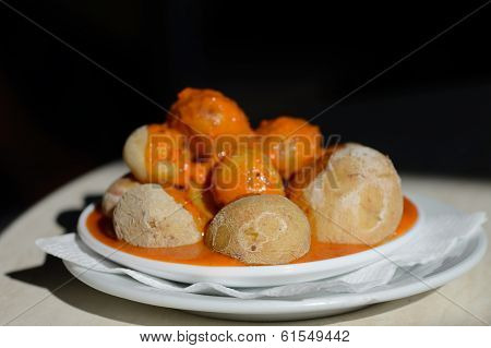 Canarian Potatoes