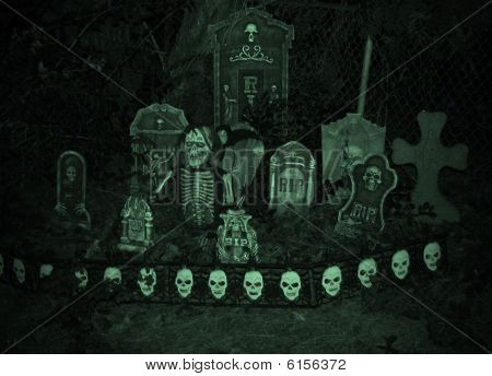 Graveyard Infrared