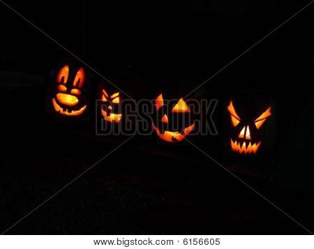 Pumpkin Quad