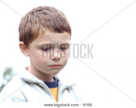Looking Sad