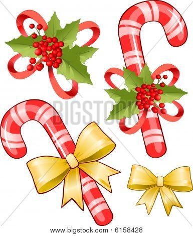 Candy-cane