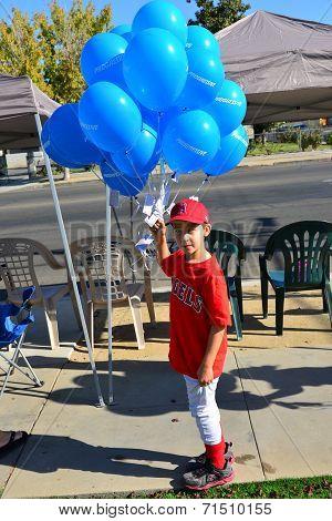 Free Balloons