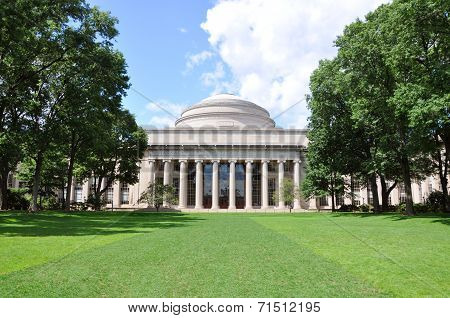 Great Dome of MIT, Boston, Massachusetts
